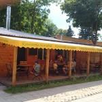 kawiarenka na wyspie